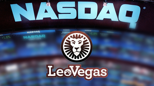 LeoVegas on on Nasdaq First North Premier