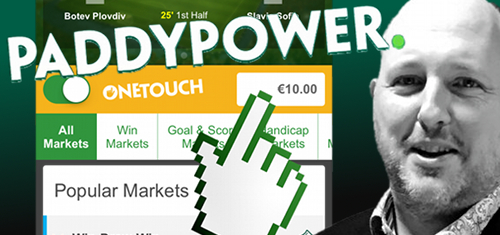 paddy-power-gav-thompson-one-touch