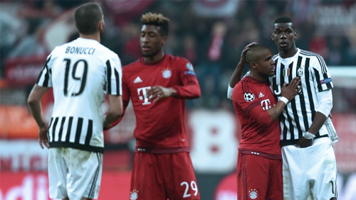 Premier League Clubs Keep 4 Champions League Places After Juventus Crash Out in Germany