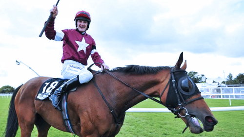 Rogue Angel Wins the Irish Grand National; Odds Slashed For Crabbie's Grand National