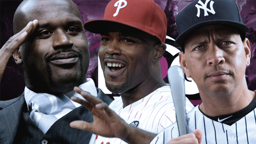 Shaquille O'Neal, Alex Rodriguez, Jimmy Rollins punt on eSports