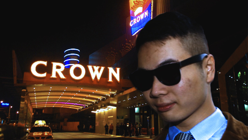 When the house doesn't win: Crown croupier busted stealing $85K from tables