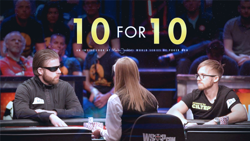 10 Reasons Why Martin Jacobson Documentary 10 For 10 is Worth a 10 Out of 10