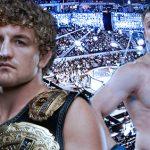 Ben Askren defends ONE Welterweight title against Nikolay Aleksakhin at MOA Arena April 15.