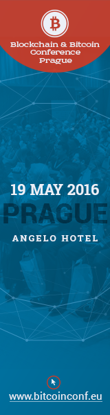 Blockchain and Bitcoin Conference Prague 2016