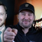 Calling The Clock: Aaron Paul; Tiger Woods & More