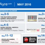 CalvinAyre.com Featured Conferences & Events: May 2016