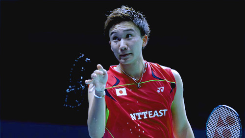 Japan's badminton ace could lose Rio Olympics spot due to gambling scandal