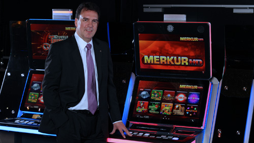 The Merkur Sun is set to shine brightly at Juegos Miami