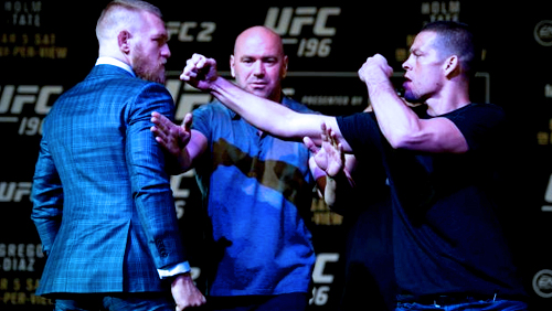 UFC 200 – White's Big Gamble With McGregor-Diaz 2