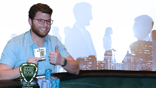 WPT Ink Deal With Adda52; Nick Petrangelo Takes Down Side Event in Florida