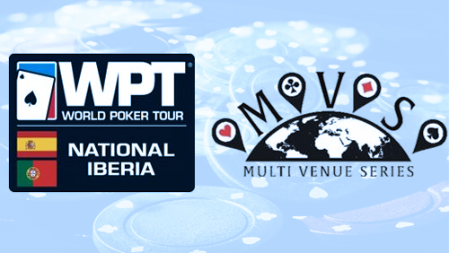 World Poker Tour & LivingItLovingIt Introduce Multi-Venue Series Poker and the WPT National Iberia Series
