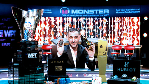 WPT Tournament of Champions: Dreams Do Come True For Farid Yachou