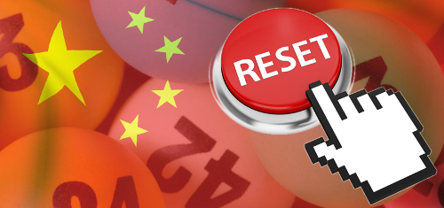 CHINA-ONLINE-LOTTERY-RESTART