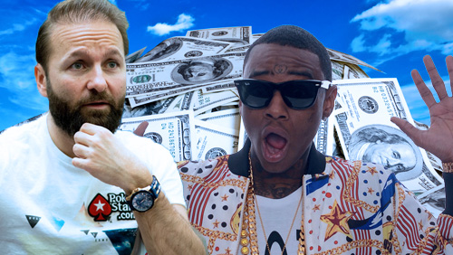 Calling the Clock: Negreanu Twitter Flare; SCOOP Record; Soulja Boy Bluff