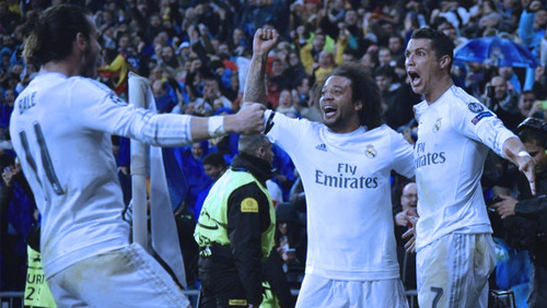 Champions League Review: An All Madrid Affair