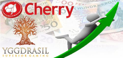 cherry-yggdrasil-online-gambling-growth