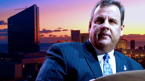 Christie Kicks Atlantic City Casinos While They're Down