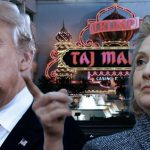 Clinton gets personal, pokes Trump for failed casinos