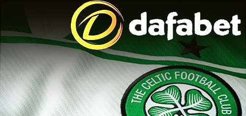 Dafabet Ink Four-Year Shirt Sponsorship with Celtic FC