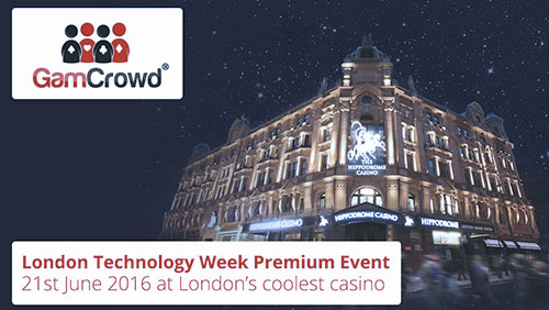 GamCrowd at London Tech Week
