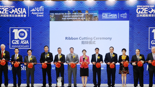 Global Gaming Expo Asia Sets New Records at its Tenth Edition in Macau