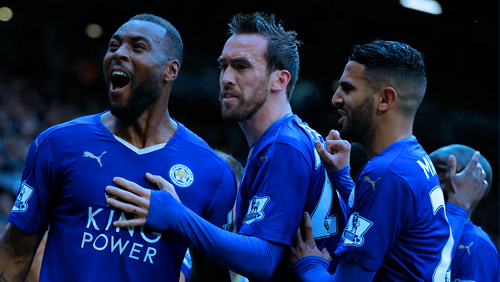 Leicester City Win The Premier League