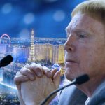 Mark Davis, Sands roll out heavy hitters to sell Las Vegas stadium