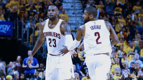 NBA Eastern Conference Finals: Cavaliers cruise to 2-0 series lead against Raptors