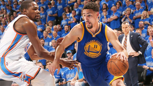 23ad435c8b0 NBA Western Conference Finals  Golden State Warriors force Game 7