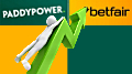 Paddy Power Betfair says Q1 revenue up 16%, all four brands start 2016 on right foot