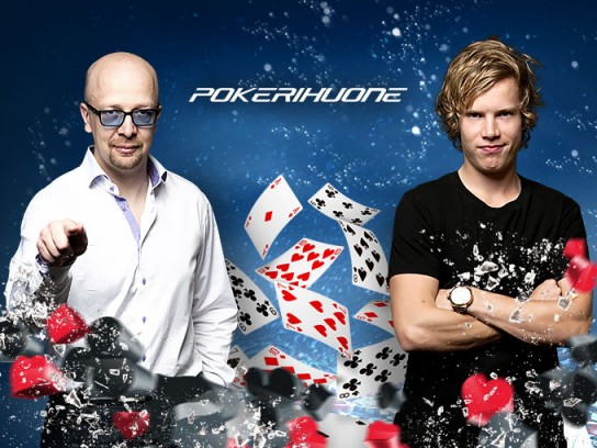 Pokerihuone