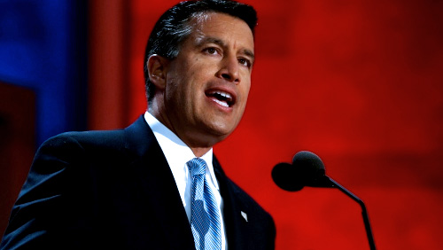 "Shared Online Poker Liquidity Between Nevada & New Jersey Becomes a Possibility After Nevada Gov. Brian Sandoval Says, ""I'm Ready to Go."""