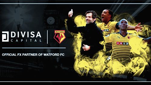 Watford Football Club Partners with Divisa Capital