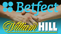William Hill joins rival Ladbrokes on Betfect social sports betting platform