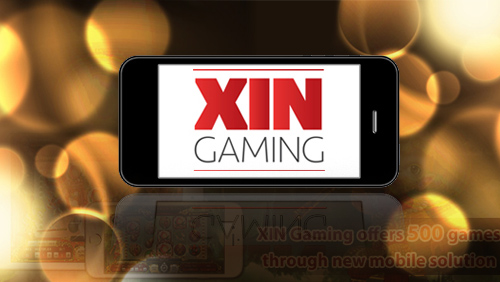 XIN Gaming offers 500 games through new mobile solution