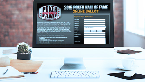2016 Poker Hall of Fame Nomination Process Begins as Does Annual Xenophobia Debate