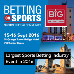 Betting on Sports 2016