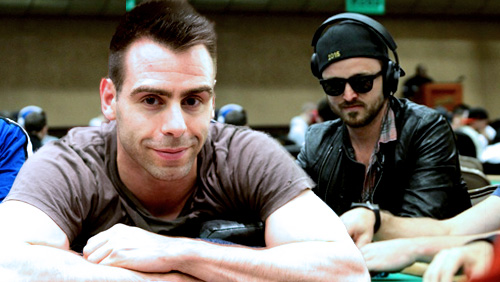 Aaron Paul to Make GPL Debut; Olivier Busquet is the Current MVP