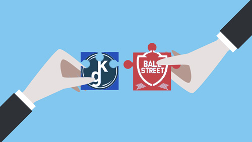 Ball Street Team Up With Kamagames