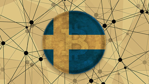 Canada, Sweden open arms to bitcoin's blockchain technology
