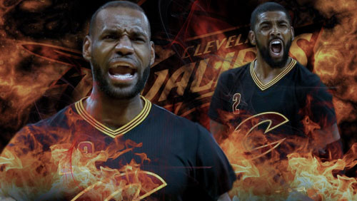 Cavaliers stay alive in NBA Finals