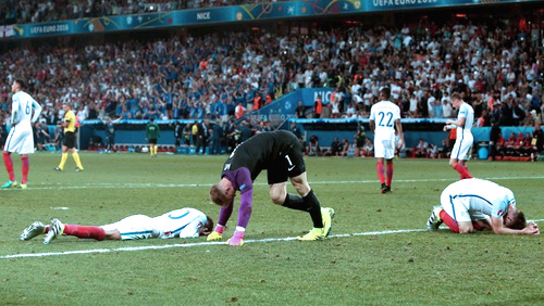 Euro 2016 Review: 7 Reasons For England's Failure at Euro 2016