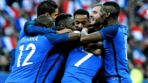 Euro 2016 Review: France Into Round of 16; Russia in Trouble