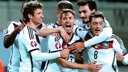 Euro 2016 Review: Germany Are Favourites
