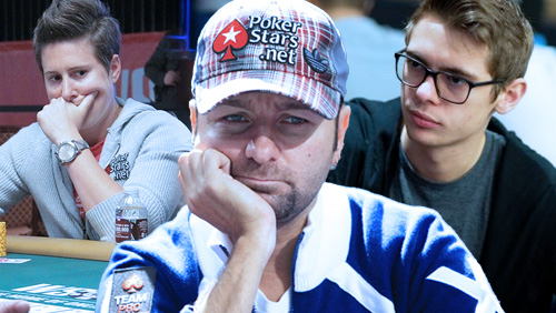 Calling the Clock: Holz & Selbst Hit With Bracelet Bet Losses; Negreanu Not Happy With Ferguson, and More