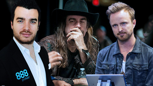 Calling The Clock: Jesus Resurrected at WSOP; Aaron Paul Stars For GPL; Moorman Signs For 888Poker