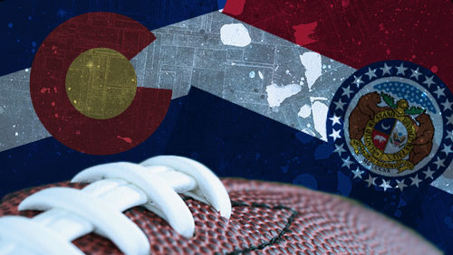 Missouri and Colorado turn on the DFS lights, but fight continues in Illinois
