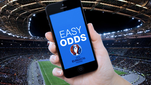 Odds comparison site Easyodds.com launch Euro 2016 app