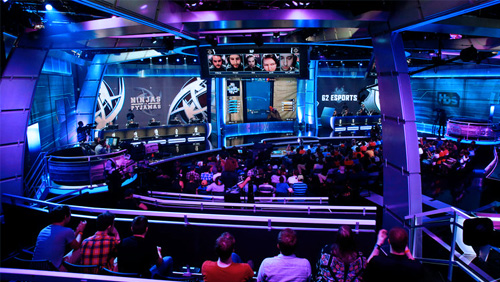 Sky TV Set to Launch Around The Clock eSports Channel in Conjunction With ITV & Ginx TV